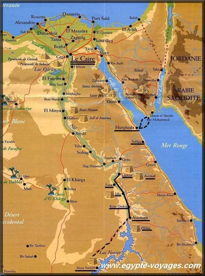Infos Sur Louxor Egypte Arts Et Voyages
